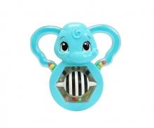 simba ABC Rasselnder Spiegel-Elefant