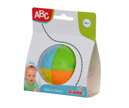 simba ABC Explorer Sphere 4-Colored