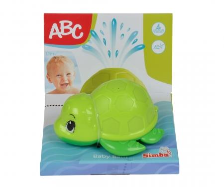 simba ABC Tartaruga nuota e spruzza