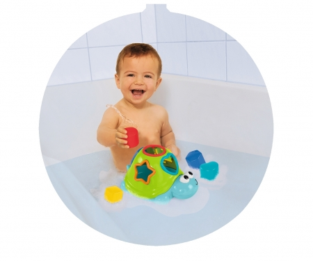 simba ABC Floating Turtle Shape Sorter