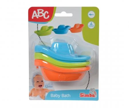simba ABC Bathing Boats