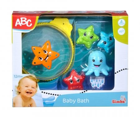 simba ABC Bath Fun Set