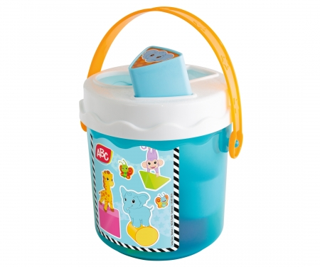 simba ABC Colorful Sorting Bucket