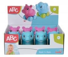 simba ABC Push Animal, 2-ass.