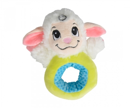 simba ABC Plush Rattle, 2-ass.