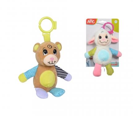simba ABC Plush Animals, 2-ass.