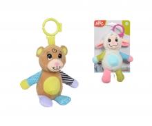 simba ABC Animaletto  Peluche in due modelli assortiti