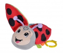 simba ABC Plush Ladybug