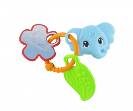 simba ABC Elephant Ring Rattle