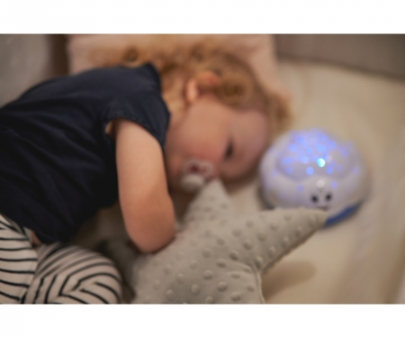 simba ABC Baby Night Lith with Musical Clock