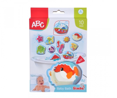 simba ABC Magic Bath Puzzle