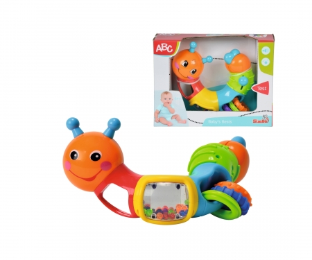 simba ABC Caterpillar with Turning Function