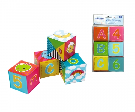 simba ABC soft Stacking Blocks