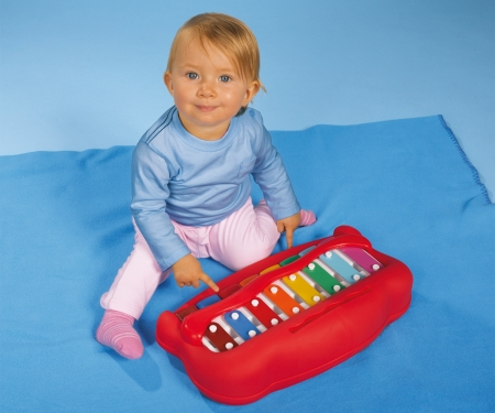 simba ABC Mein erstes Klavier, 2-sort.