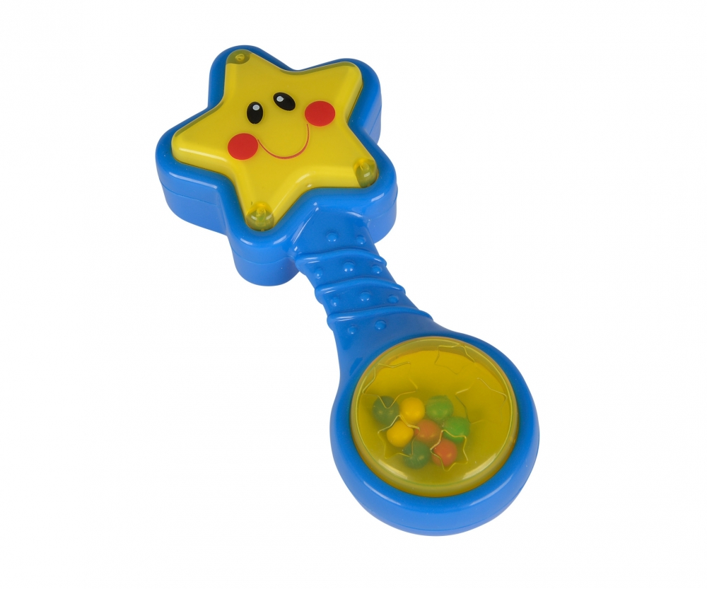 abc star rattle with light baby s best abc brands www
