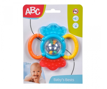 simba ABC Activity Rattle
