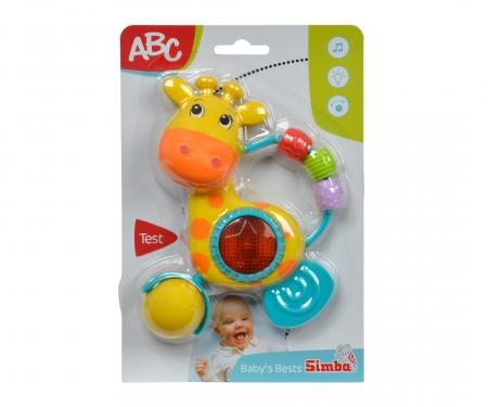 simba ABC Light and Sound Rattle