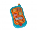 simba ABC telefono con tasti e funzioni gioco