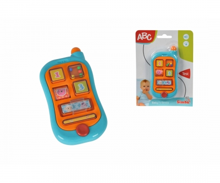 simba ABC First Telephone