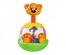 simba ABC funny Bear Spinning Top