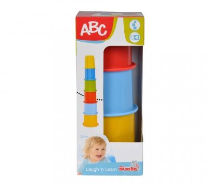 simba ABC Stapelpyramide