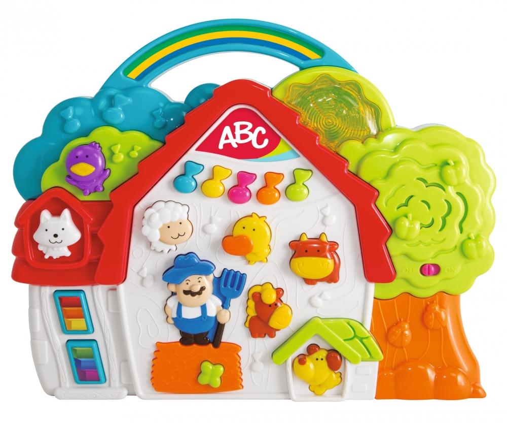 ABC Fattoria Musicale - Giochi Musicali - ABC