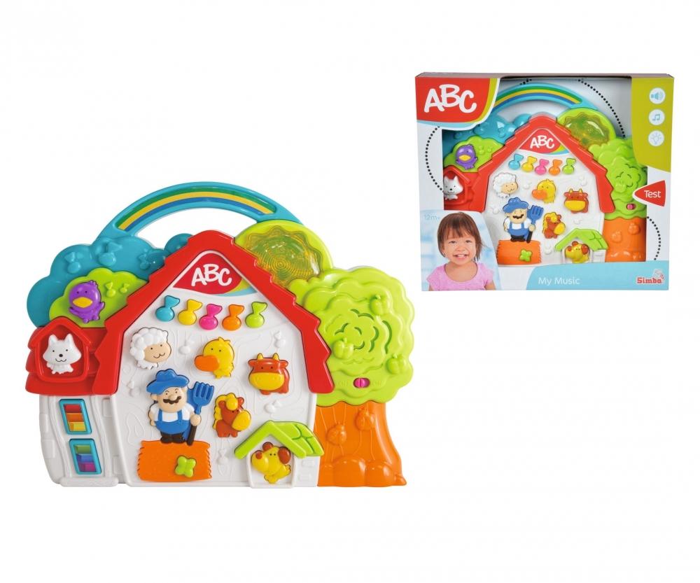 Simba ABC große Tierfarm