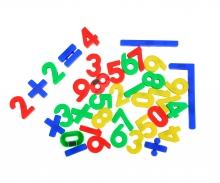 simba Art & Fun Magnet-Zahlen/Zeichen