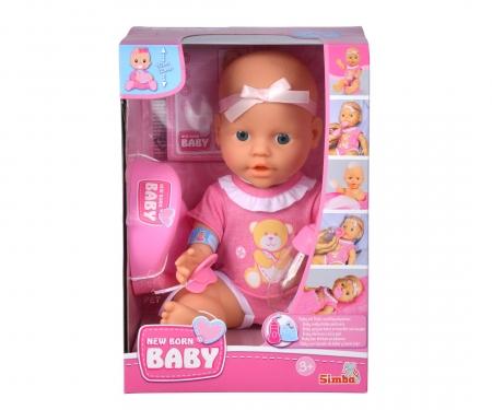 simba New Born Baby Niedliches Baby