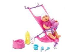 simba Mini New Born Baby Buggy Set