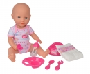 simba New Born Baby Baby mit Zubehör