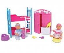 simba Mini New Born Baby Kinderzimmer Set