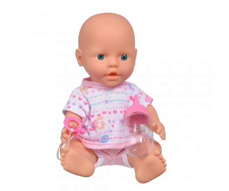 simba New Born Baby Vinylbaby, 3-sort.