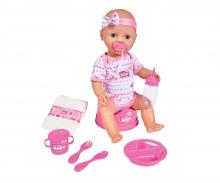 simba New Born Baby Babypuppe