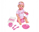 simba New Born Baby Baby Doll, Pink Accessories