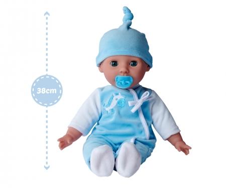 simba Laura Baby Talk Brother