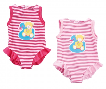 simba New Born Baby Badeanzug, 2-sort.