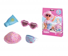 simba New Born Baby Sommer Set