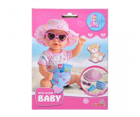simba New Born Baby Summer Set