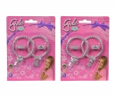 simba Steffi LOVE Girls  Ring and Bangle Set, 2- ass.