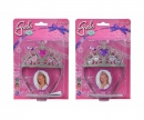 simba Steffi LOVE Girls Tiara Set, 2-sort.