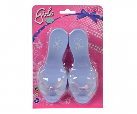 simba Steffi LOVE Girls Trendy Shoes, 3-ass.