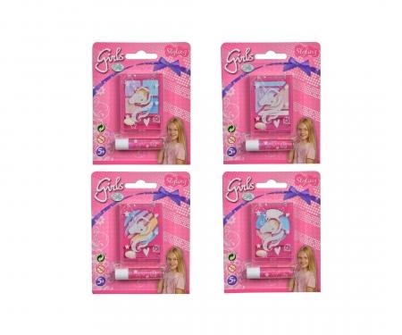 simba Steffi LOVE Girls Styling Set, 4-sort.