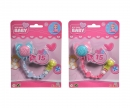 simba New Born Baby Pacifier Set with Function, 2-ass.