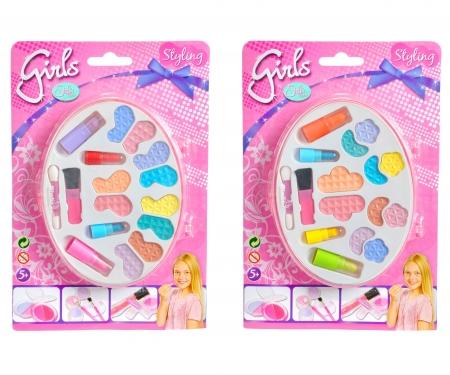simba Steffi LOVE Girls Schminkset, 2-sort.