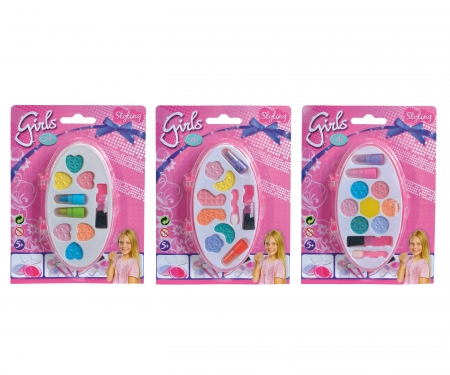 simba Steffi LOVE Girls Make-up Set, 3-ass.