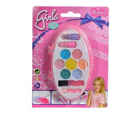 simba Steffi LOVE Girls Schminkset, 3-sort.