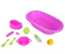 simba Vaschetta da bagno con vasino, paperetta, biberon, ciuccio e accessori