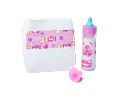simba New Born Baby First Nursing Set