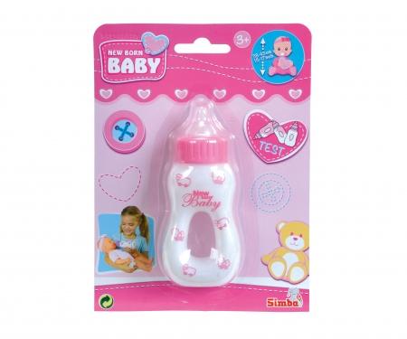 simba New Born Baby Magisches Milchfläschchen